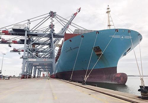 Dịch vụ vận chuyển hàng hóa quốc tế bằng đường biển