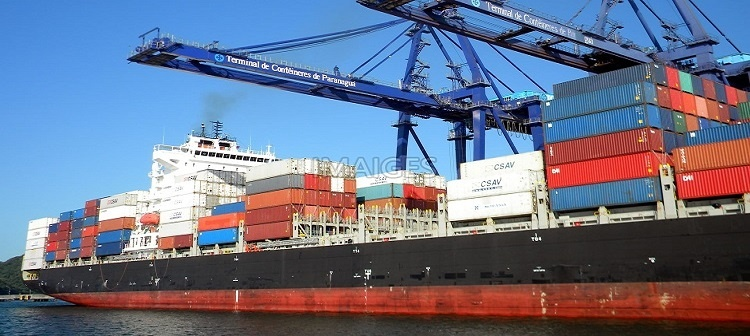 OCEAN FREIGHT FORWARDING SERVICES - GOLDWELL LOGISTICS