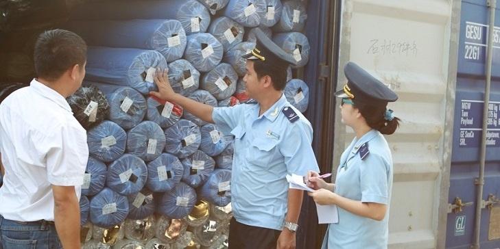 Dịch vụ hải quan hàng gia công - tphcm
