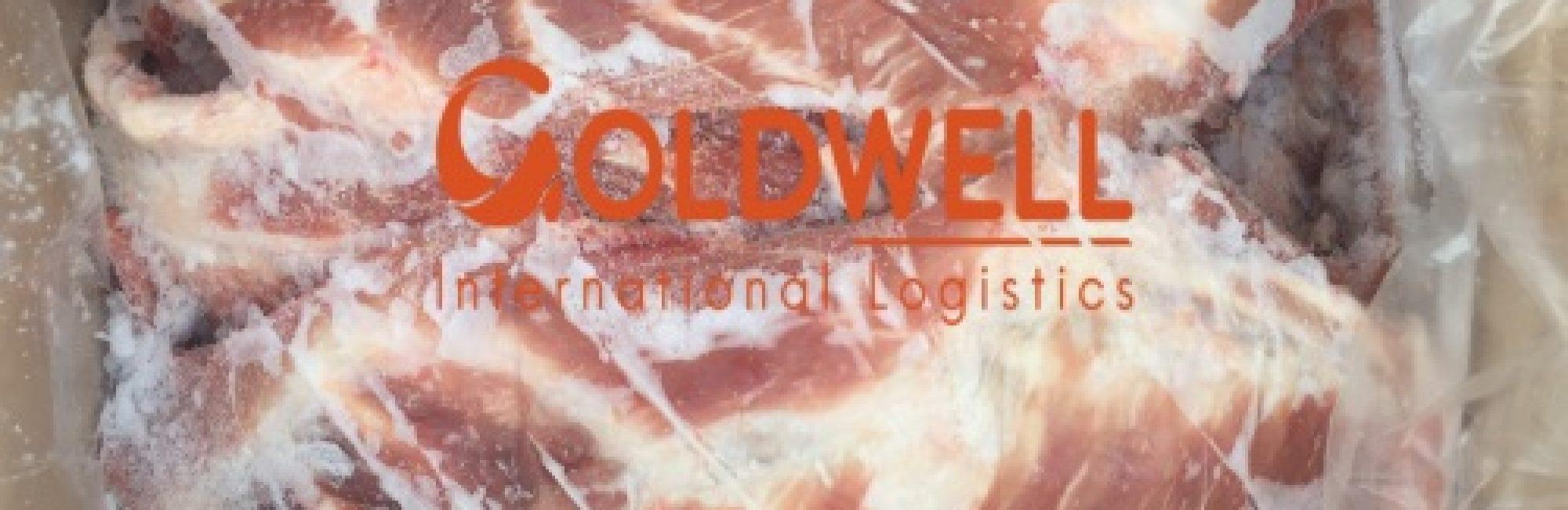 nhập khẩu thịt heo đông lạnh